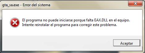 Скачать бесплатно программу eax dll для gta san andreas